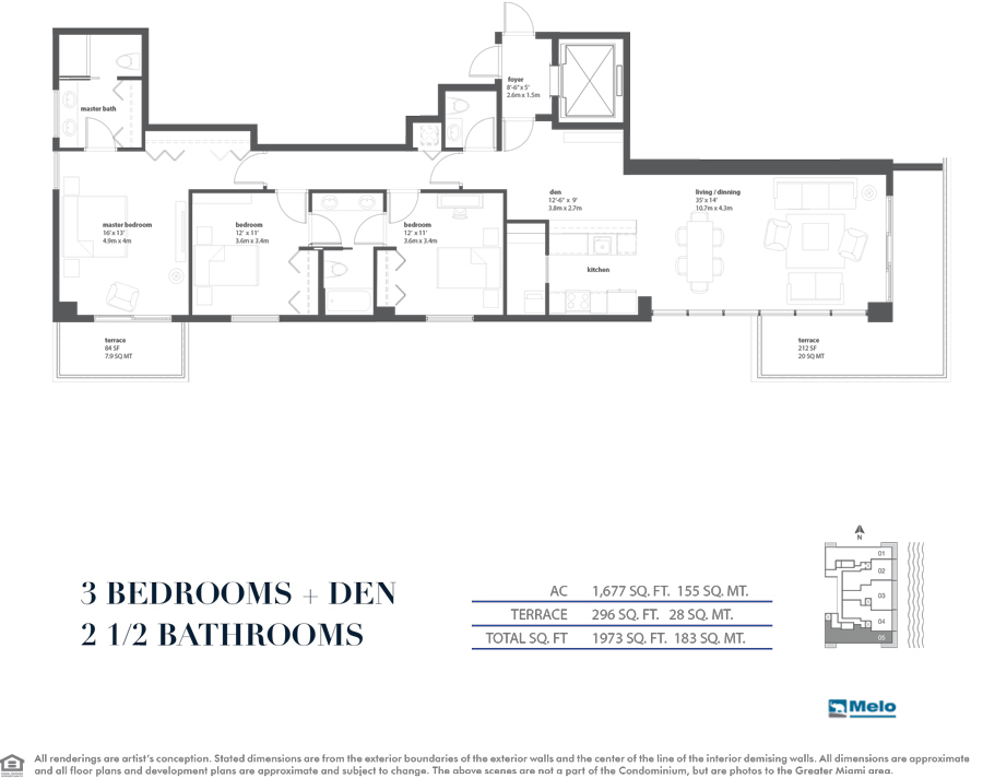 Bay House - Floorplan 5