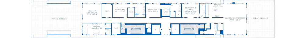 Beach House 8 - Floorplan 2