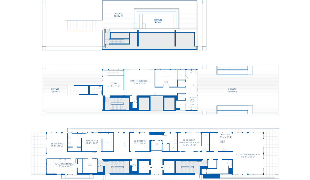 Beach House 8 - Floorplan 3