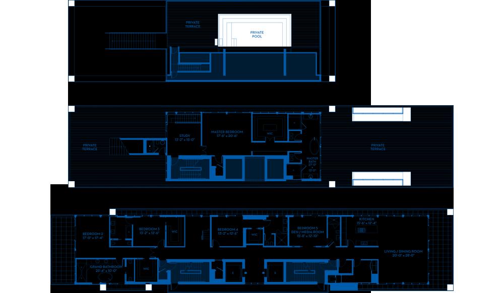 Beach House 8 - Floorplan 3