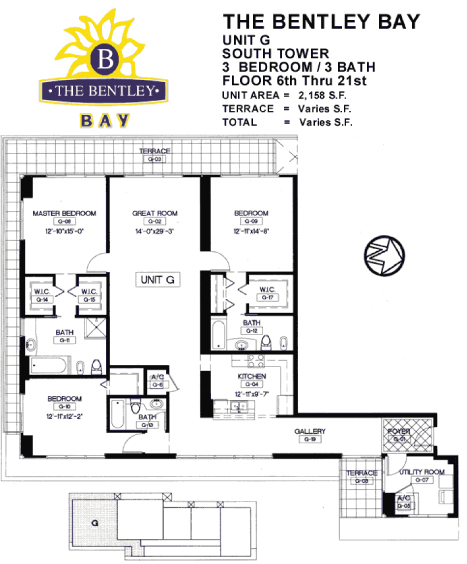 Bentley Bay - Floorplan 2