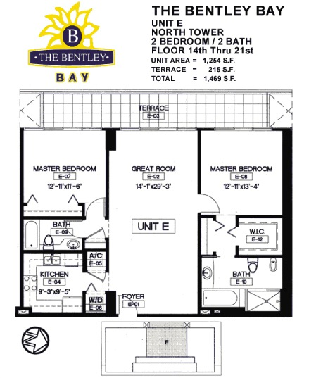 Bentley Bay - Floorplan 3