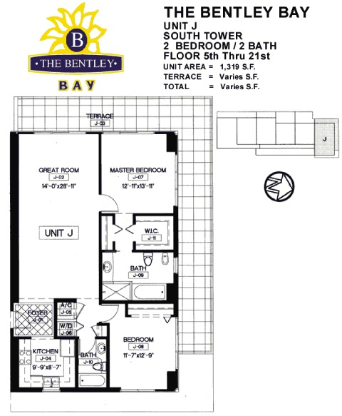 Bentley Bay - Floorplan 8