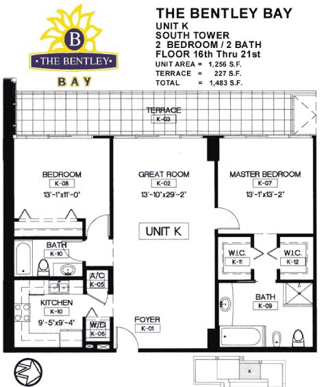Bentley Bay - Floorplan 11