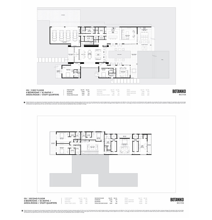 Botaniko Weston - Floorplan 4