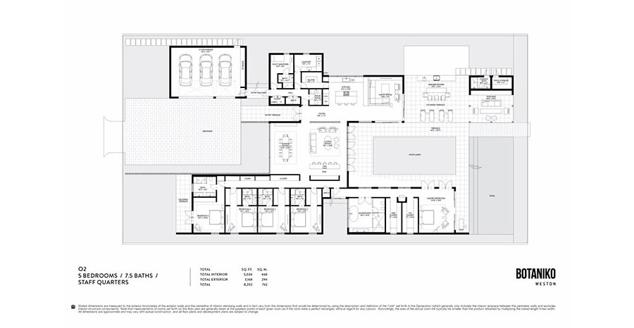 Botaniko Weston - Floorplan 5