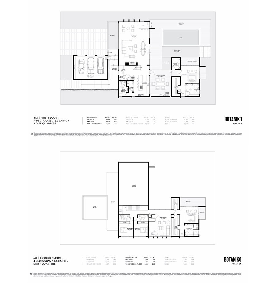 Botaniko Weston - Floorplan 8
