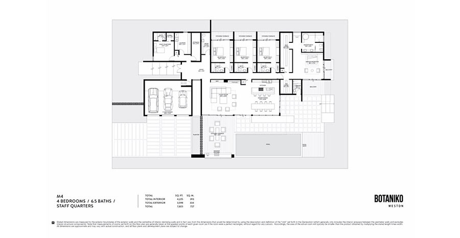 Botaniko Weston - Floorplan 9
