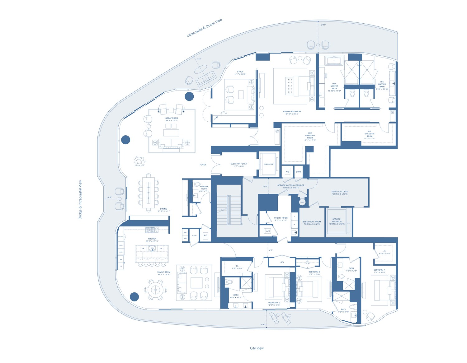 Bristol - Floorplan 1