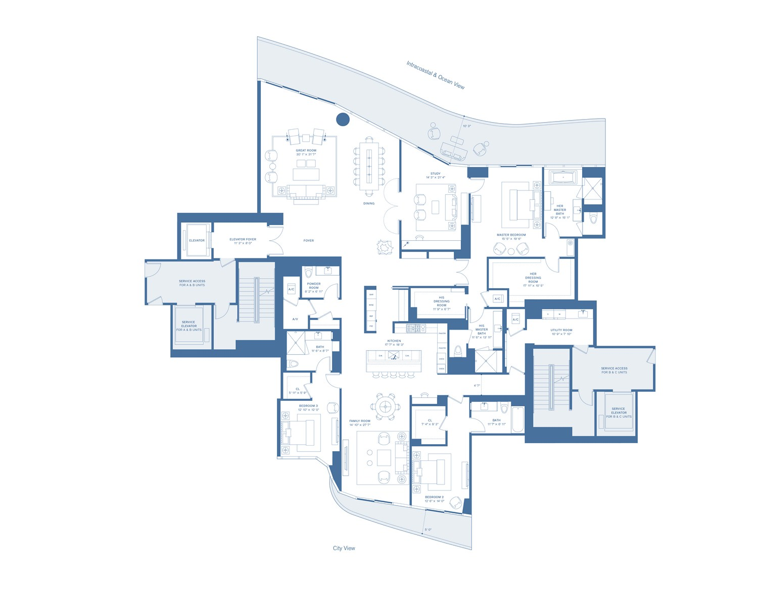 Bristol - Floorplan 3
