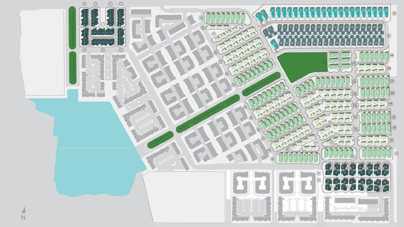 Canarias Downtown Doral - Floorplan 1