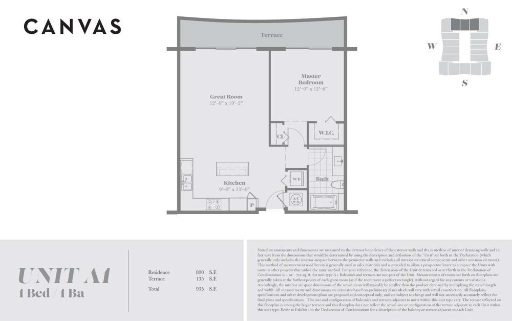 Canvas - Floorplan 1