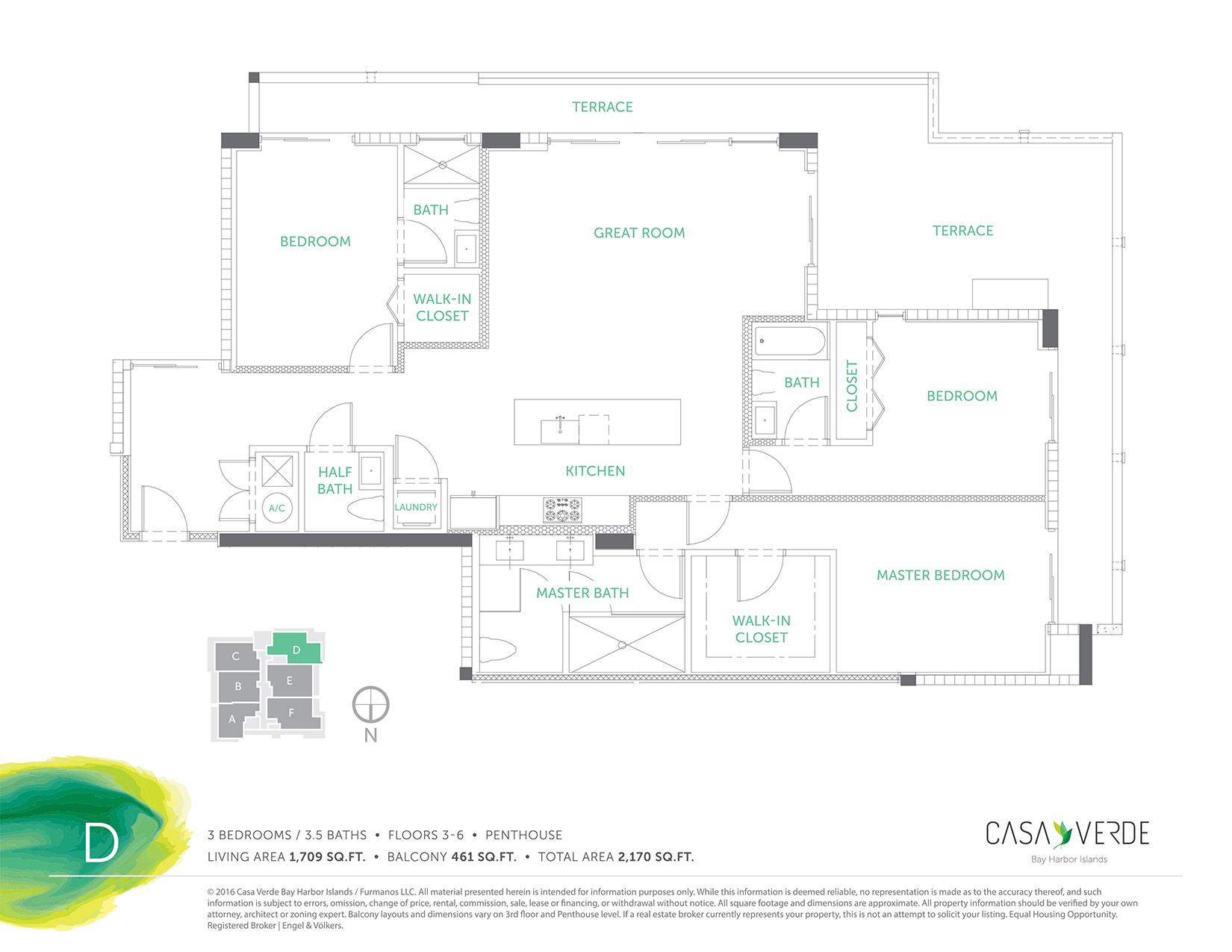Casa Verde - Floorplan 4