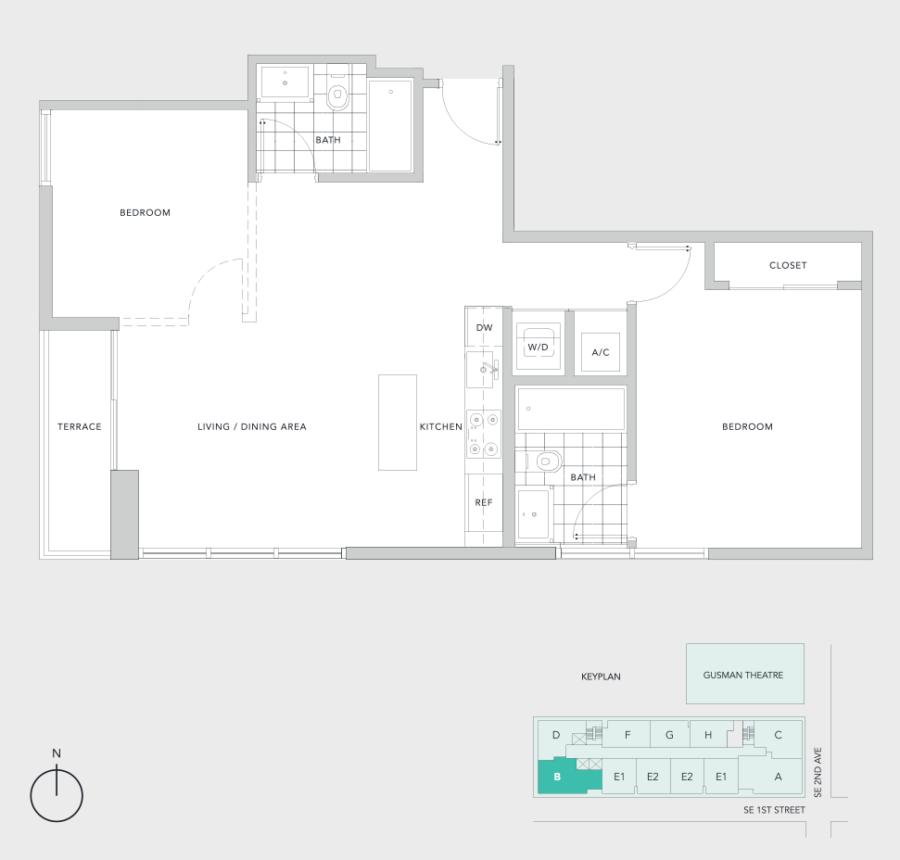 Centro - Floorplan 2