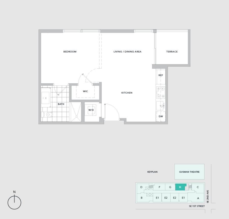 Centro - Floorplan 8