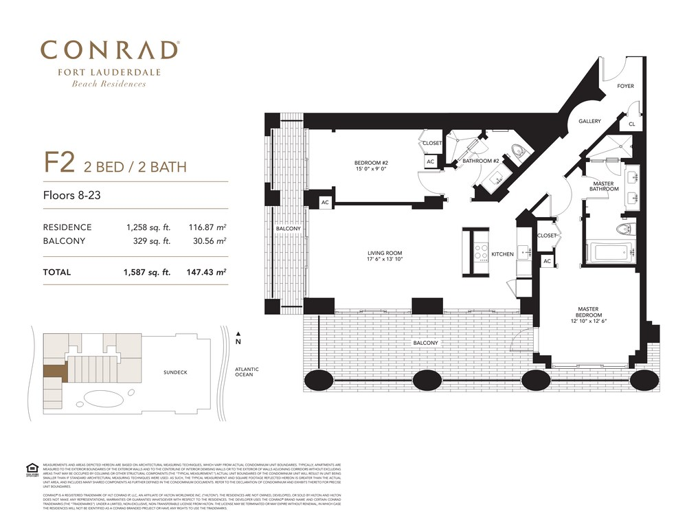 Conrad - Floorplan 1