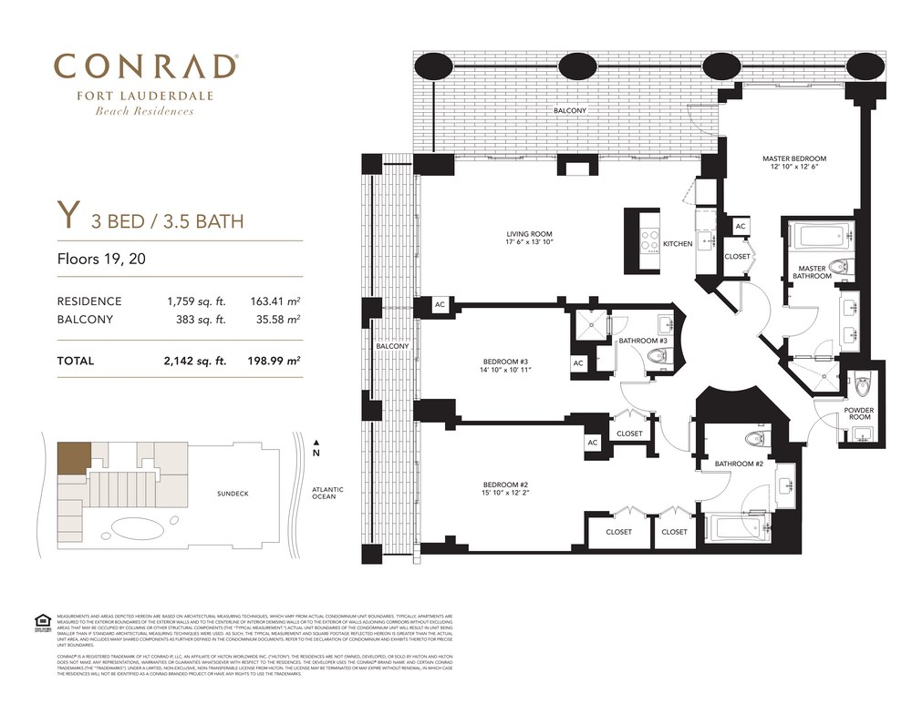 Conrad - Floorplan 2