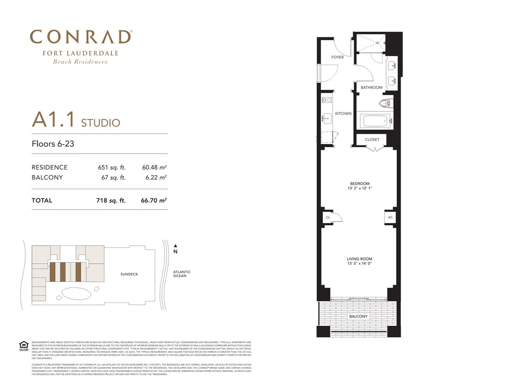 Conrad - Floorplan 3