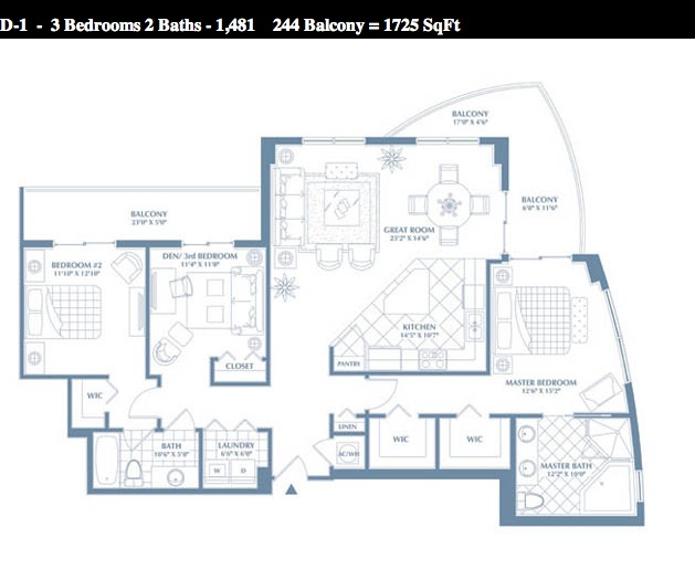 Duo - Floorplan 4