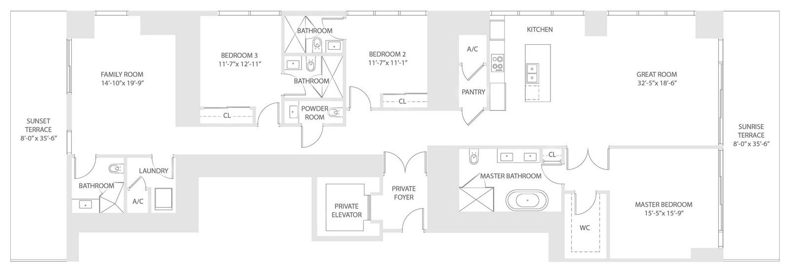 Elysee - Floorplan 10