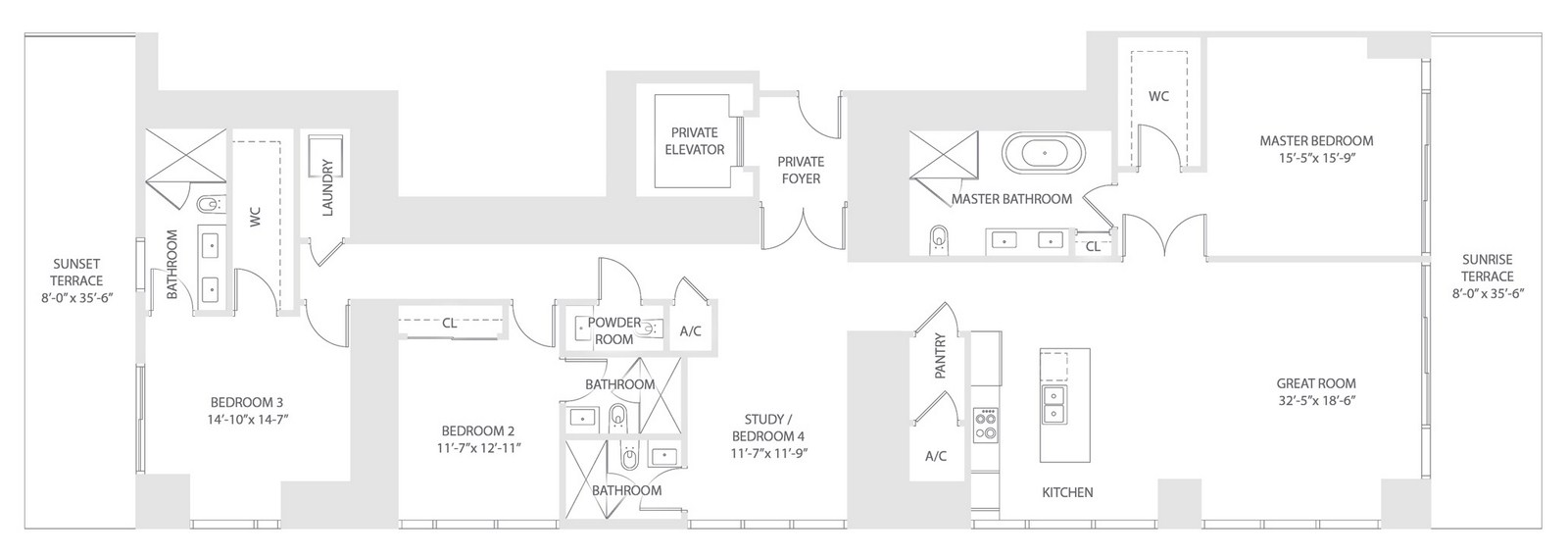 Elysee - Floorplan 11
