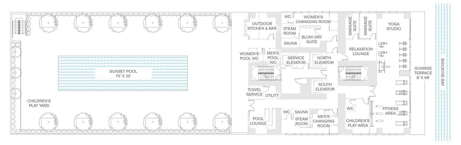 Elysee - Floorplan 1