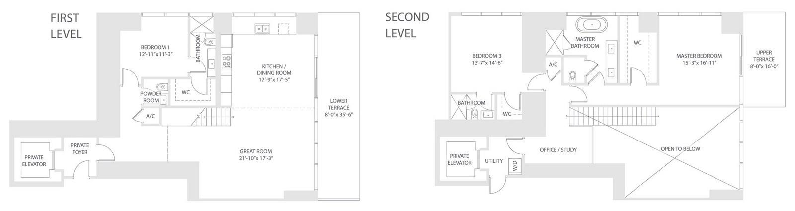 Elysee - Floorplan 2