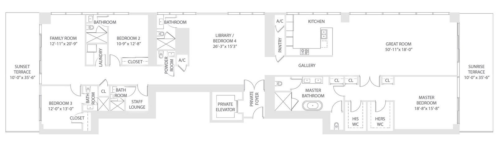 Elysee - Floorplan 6