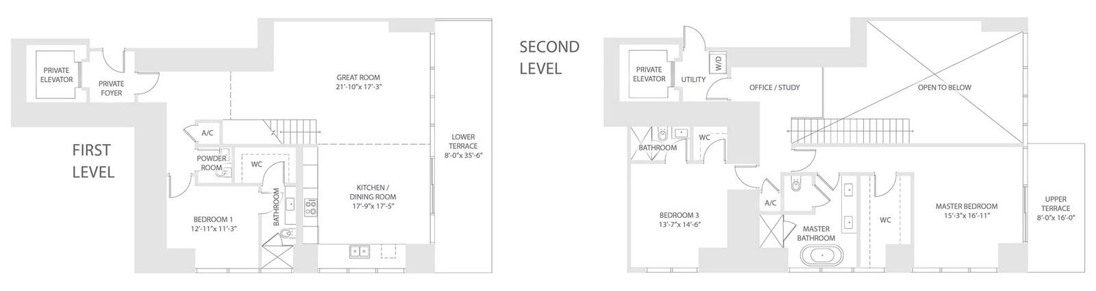 Elysee - Floorplan 3