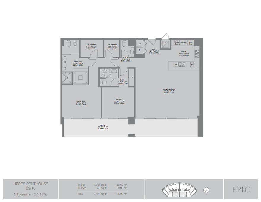 Epic - Floorplan 1