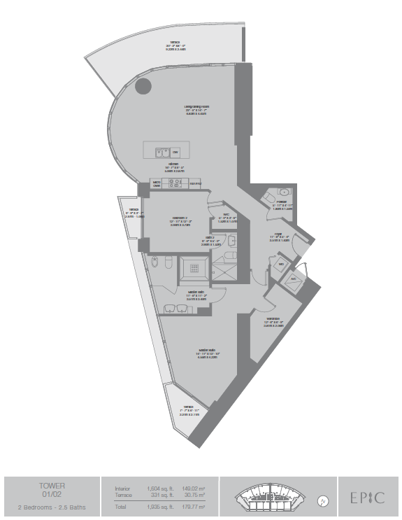 Epic - Floorplan 2