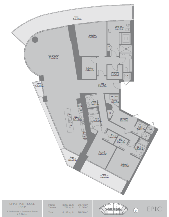 Epic - Floorplan 3
