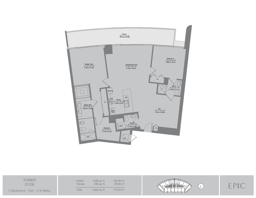 Epic - Floorplan 6