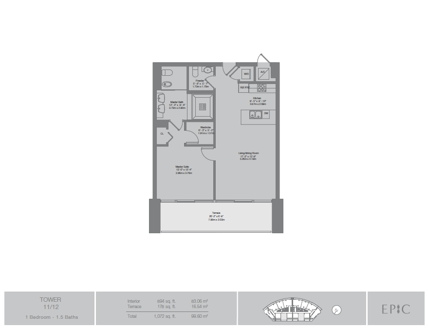 Epic - Floorplan 8