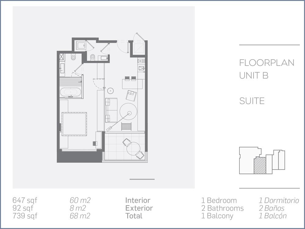 Esplendor Bay Hotel - Floorplan 2