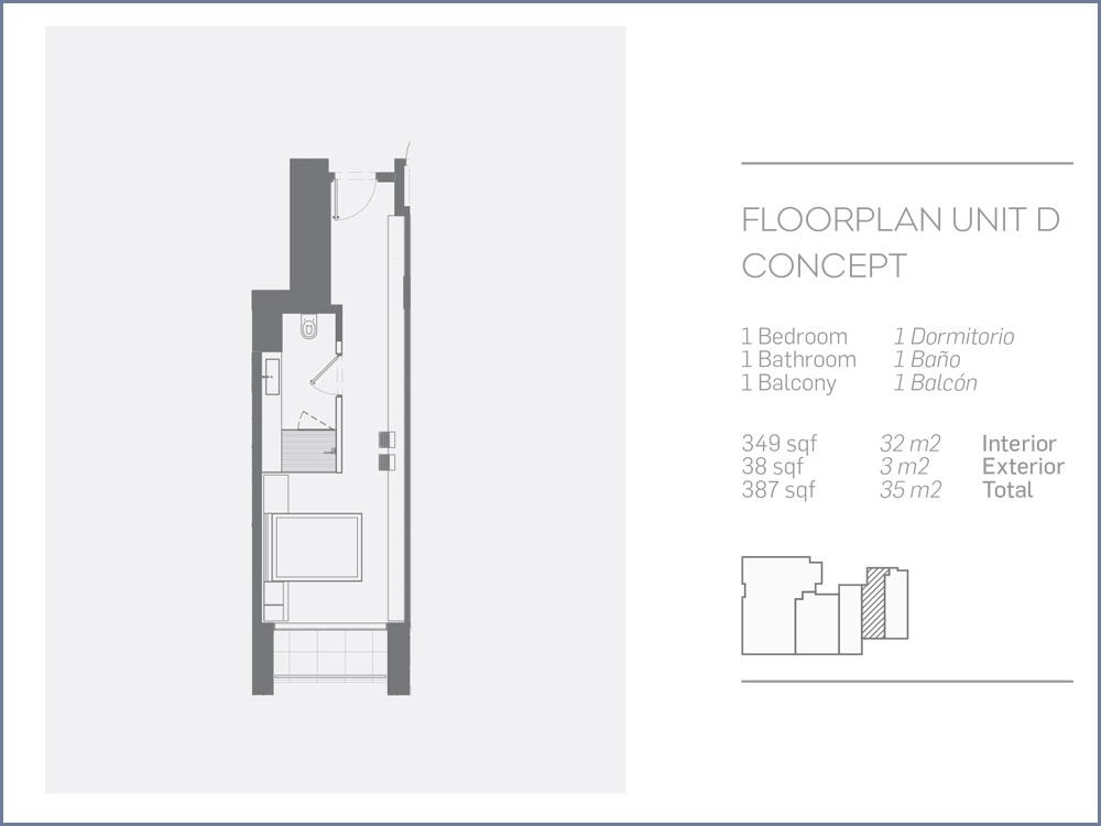 Esplendor Bay Hotel - Floorplan 4