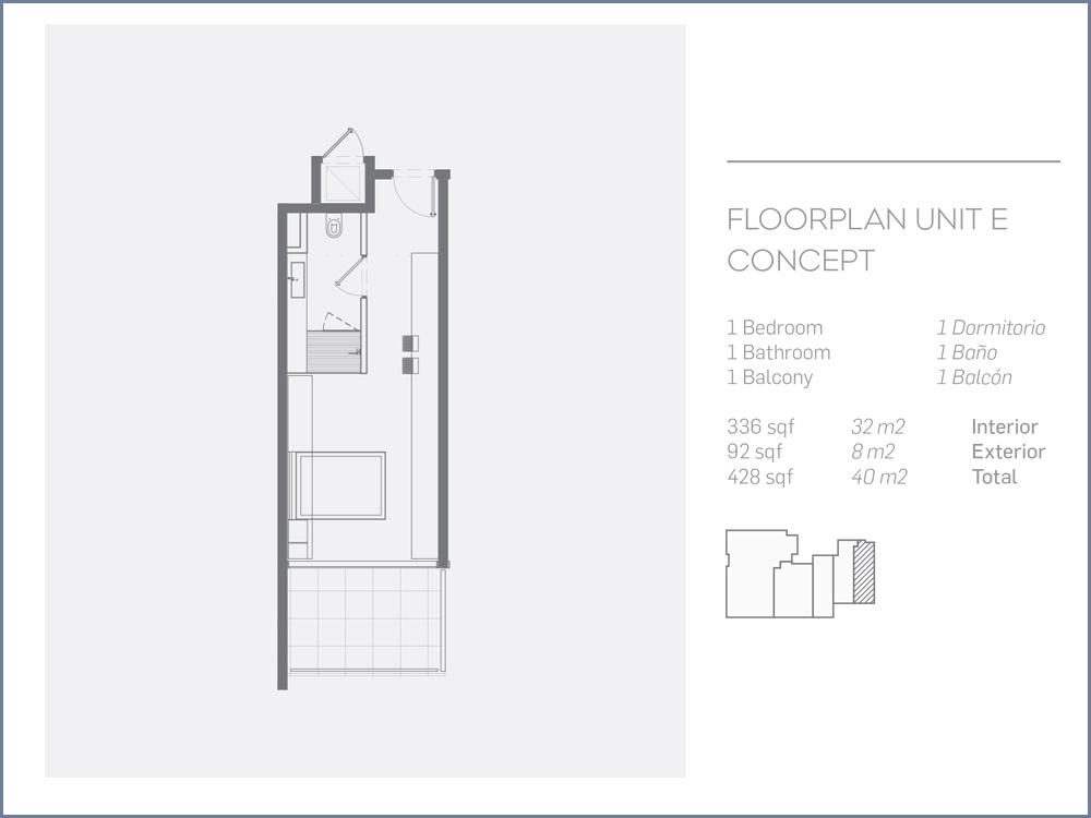 Esplendor Bay Hotel - Floorplan 5