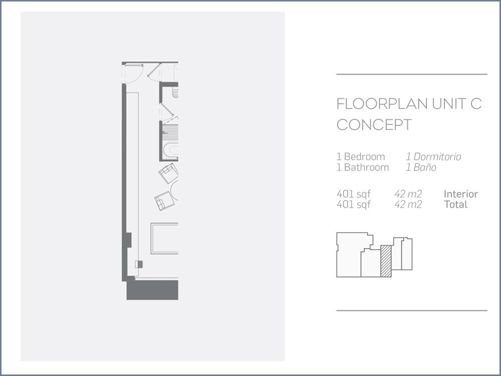 Esplendor Bay Hotel - Floorplan 3