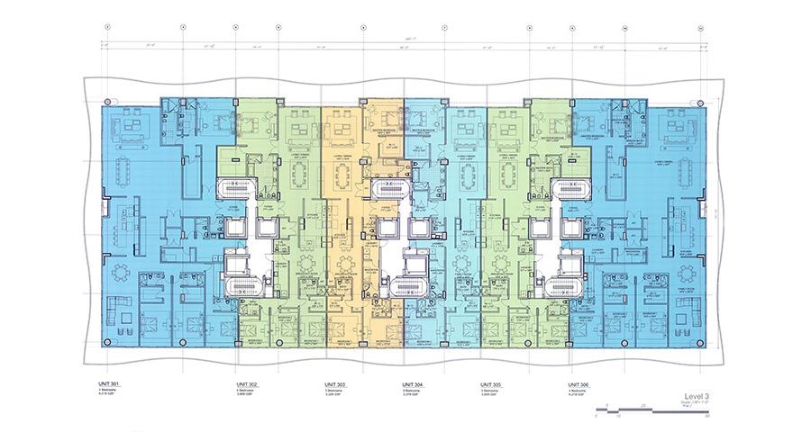 Fendi Chateau Residences - Floorplan 1