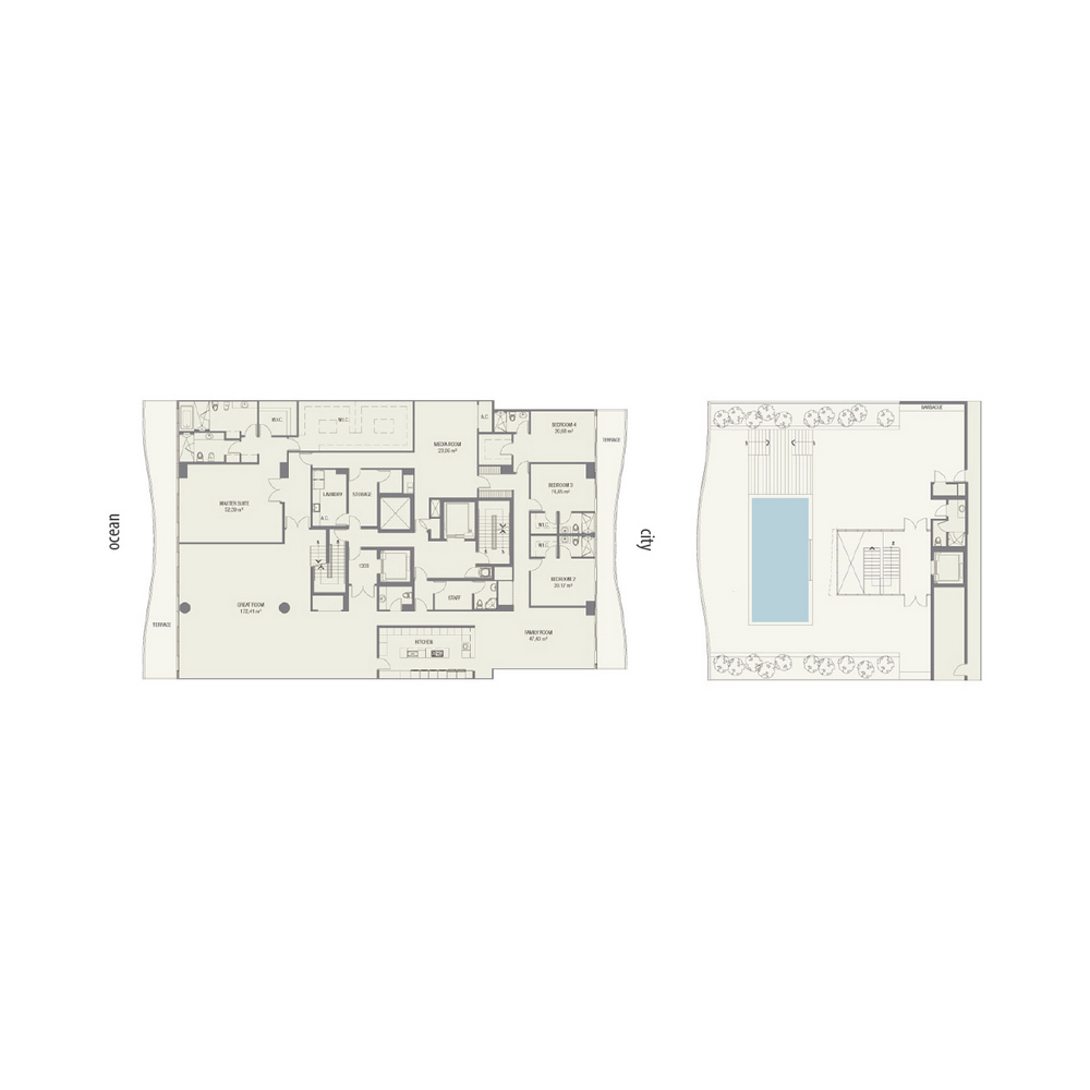 Fendi Chateau Residences - Floorplan 2