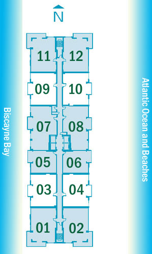 Floridian - Floorplan 1