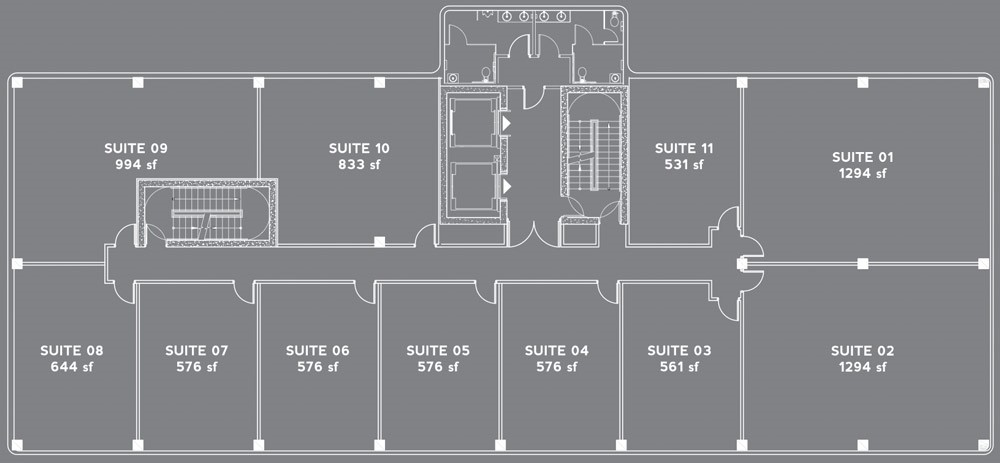 Forum Aventura - Floorplan 1