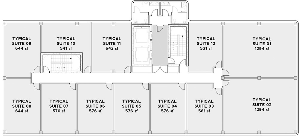 Forum Aventura - Floorplan 2