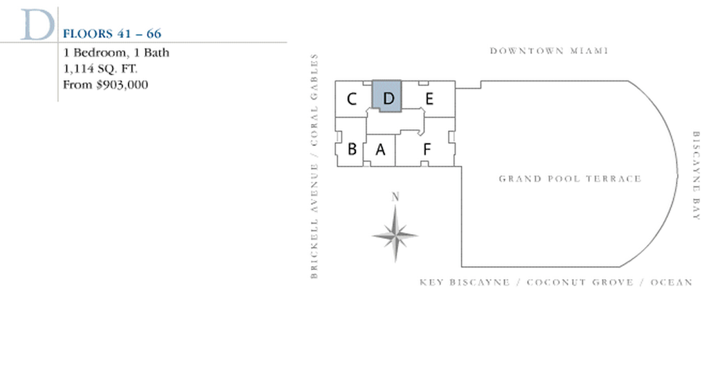 Four Seasons - Floorplan 1