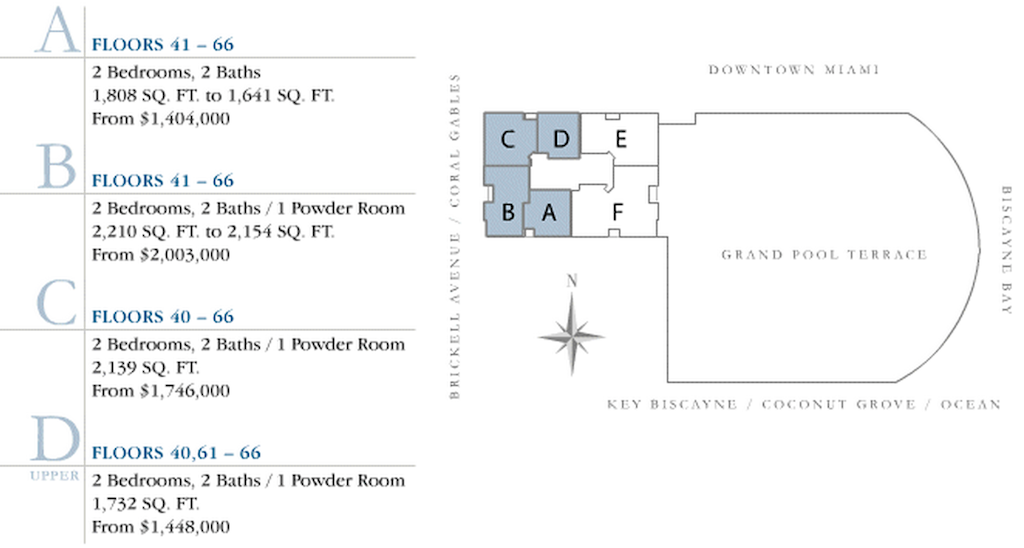 Four Seasons - Floorplan 2
