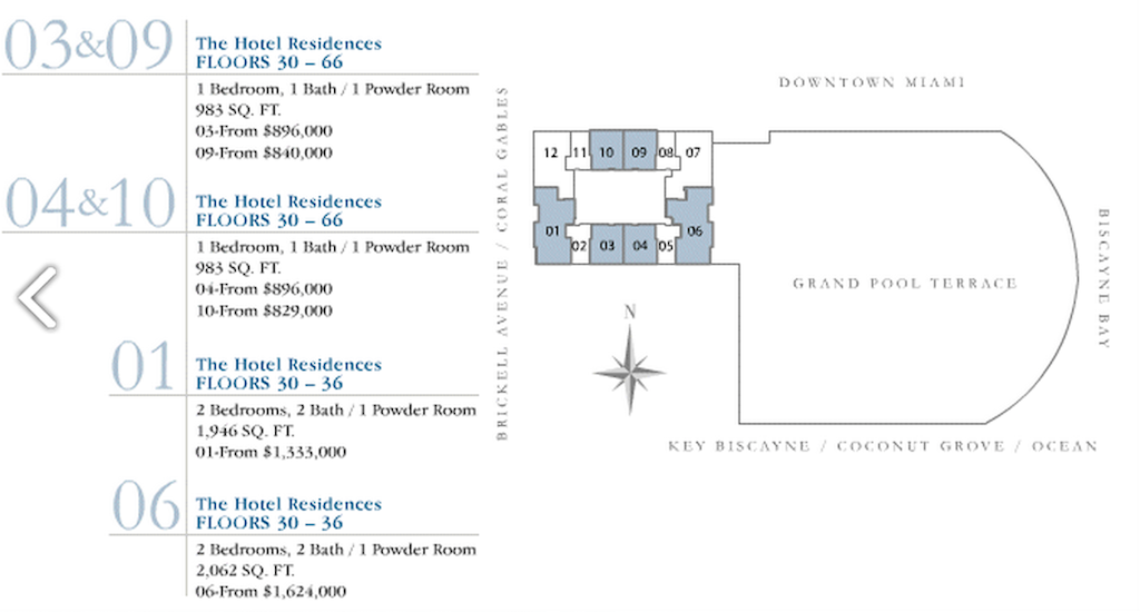 Four Seasons - Floorplan 3