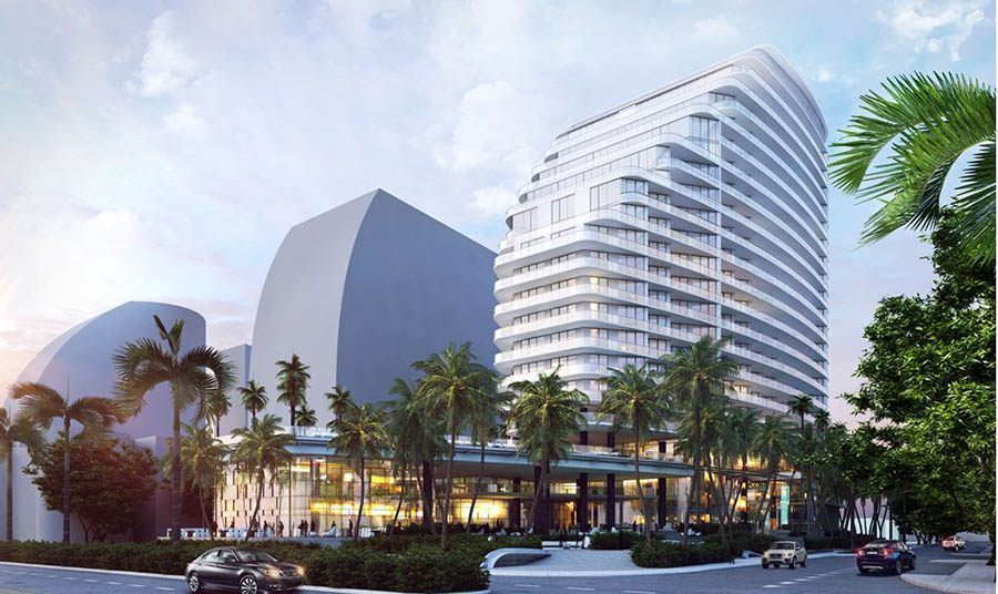 Four Seasons Hotel & Private Residences - Image 1