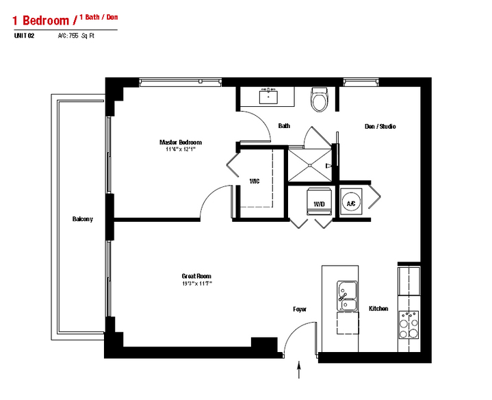 Gallery Art - Floorplan 3