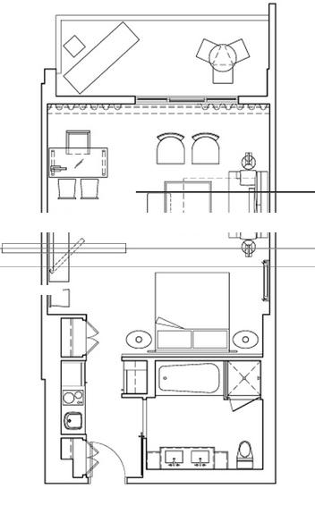 Gansevoort - Floorplan 2