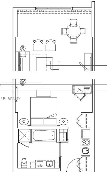 Gansevoort - Floorplan 3